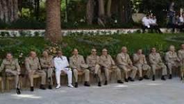 L'armée, cette colonne vertébrale du système politique algérien