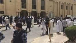 Koweït: au moins 13 morts dans un attentat suicide de Daech