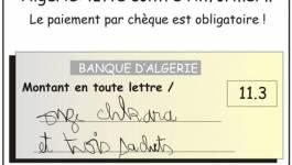 Algérie : lutte contre l'informel ...