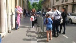 Une Algérienne agressée au consulat algérien de Paris
