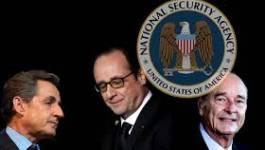 Ecoutes: la France fait semblant de hausser le ton contre les USA