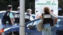 Un mort et des blessés dans un attentat commis dans une usine en France