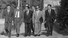 55e anniversaire de la première négociation officielle du GPRA à Melun