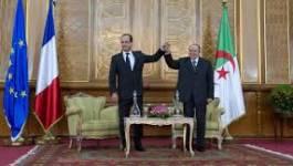 François Hollande en Algérie pour savoir !