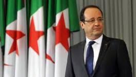 Le président français en visite d'amitié et de travail lundi en Algérie