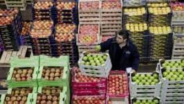 L'inflation annuelle en hausse de 4,8% en Algérie