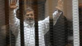 Washington préoccupé par la condamnation de l'ex-président égyptien Morsi