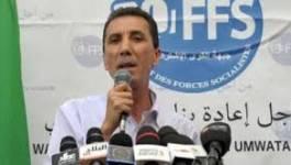 Le FFS demande le retour à la paix à Ghardaia