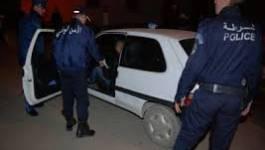 Batna : 560 délits enregistrés par la police pour le mois de mai