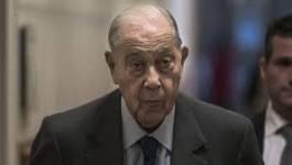 L'ancien ministre français Charles Pasqua est mort