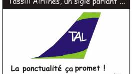 Tassili Airlines, un sigle parlant