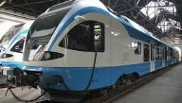 Grève des conducteurs de trains de la banlieue d'Alger