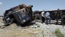Tunisie: 18 morts et 98 blessés dans un accident de train