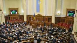 Le Parlement ukrainien limoge le chef des services secrets