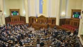 Le Parlement ukrainien limoge le chef des services secrets