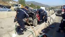 22 morts et 50 blessés en 48 heures sur les routes algériennes