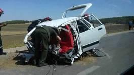 56 morts et 2109 blessés en une semaine sur les routes algériennes