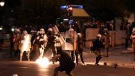 Grèce : échauffourées à Athènes avant le vote au Parlement du nouveau plan