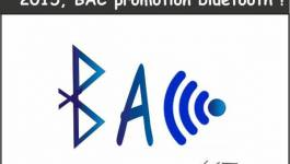 2015, Bac promotion bluetooth