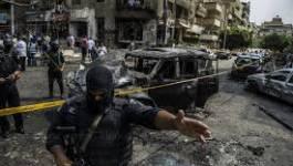 Egypte: 20 policiers blessés dans un attentat dans le Sinaï
