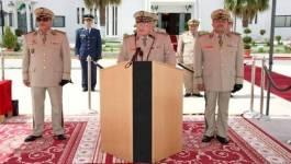 Le nouveau Commandant de la 5e Région militaire installé