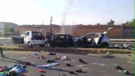 Ghardaïa: des armes artisanales saisies dans des lieux suspects