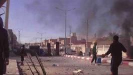 Crise dans la vallée du Mzab : pour une solution politique et pérenne