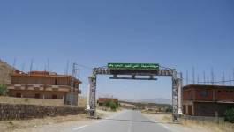 Batna : une femme, prise de colère, s'immole à Merouana