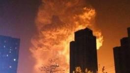 Deux fortes explosions secouent la Chine mercredi