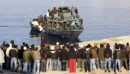 Plus de 110 000 de migrants clandestins arrivés dans l'UE en juillet
