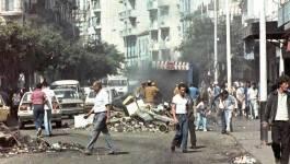 L'Algérie se doit de tirer les leçons de la crise d'octobre 2008