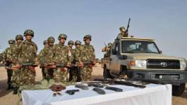 L'ANP met en échec une introduction d'armes par la frontière algéro-malienne