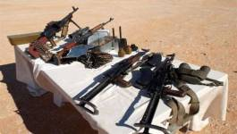 Des armes de guerre et des munitions découvertes à Amizour (Bejaïa)