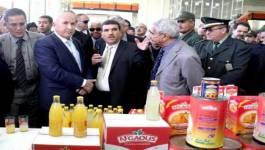Batna : les deux unités de la société de conserve Enajuc en grève illimitée