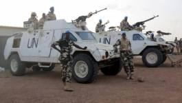 Nord-Mali: les casques bleus déployés à Kidal pour établir la zone de sécurité