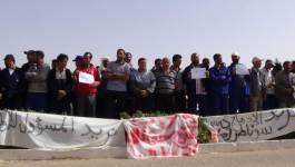 Les travailleurs en Algérie en proie à la mauvaise gestion et la corruption rampante