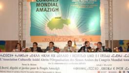 Le Congrès mondial amazigh répond à ses détracteurs et se défend d'être à la solde du Maroc