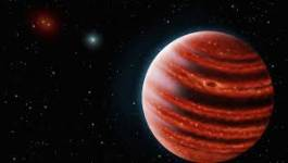 Une exoplanète de type Jupiter a été découverte par des atronomes