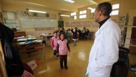 La première étape de l'excursion linguistique en marche en Algérie