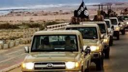 Les jihadistes de l'Etat islamique sèment la mort à Syrte (Libye)