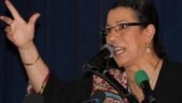 Le coup de bluff politique de Louisa Hanoune !