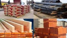 Baisse de la facture des importations des matériaux de construction