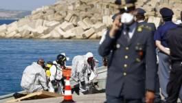 55 cadavres de migrants découverts à bord de trois embarcations en Méditerranée