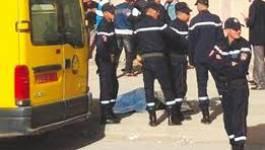 Batna : un mort et deux blessés dans un grave accident...