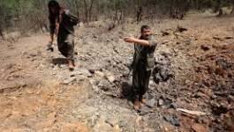 390 combattants kurdes tués après deux semaines de raids turcs