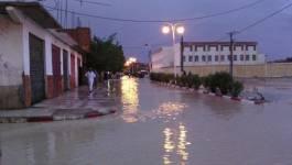 Batna : d'énormes dégâts causés par les fortes pluies dans la wilaya