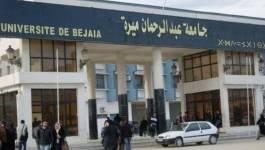 Université de Bejaia : les enseignants interpellent le ministre de l'Enseignement supérieur