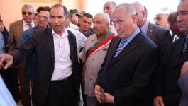 Batna : visite marathon du chef de l'exécutif et sons staff à travers la wilaya