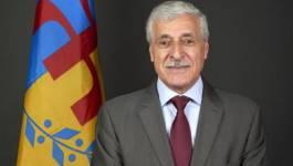 Le Gouvernement provisoire kabyle publie le portrait officiel de son président