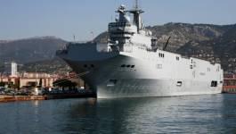 L'Egypte rachète les deux Mistral français destinés préalablement à la Russie